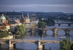 Enjoy a one-week stay to the city of Prague in the Czech Republic. Visit Prague Castle, the Charles Bridge and the Jewish Quarter with Smithsonian Journeys The Places Youll Go, Places To See, Travel Around The World, Around The Worlds, Places To Travel, Travel Destinations, Time Travel, Places Worth Visiting, Prague Czech Republic