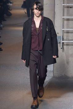 Lanvin FW16.  menswear mnswr mens style mens fashion fashion style runway lanvin