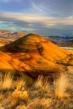 ~~Painted Hills | John Day Fossil Beds National Monument, Wheeler County, Oregon | by Rick Lundh~~