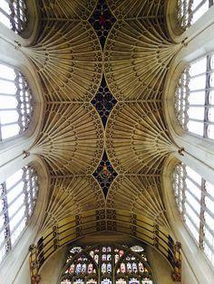 Bath Abbey. Undescribed beauty. UK.
