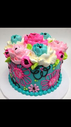 Love this new design! Cake by white flower cake shoppe
