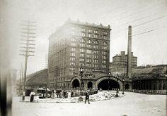 Pittsburgh Depot- 1900