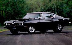 69 hemi barracuda fastback: