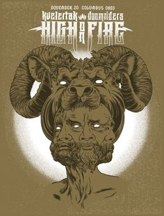High on Fire by Craig Horky