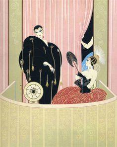 Модные иллюстрации эрте erte arte deco, art deco e deco. Moda Art Deco, Art Nouveau, Erte Art, Romain De Tirtoff, Art Deco Artists, Art Deco Stil, Inspiration Art, Art Vintage, Art Deco Posters
