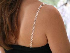 Trendy Circles Jewelry Bra Straps