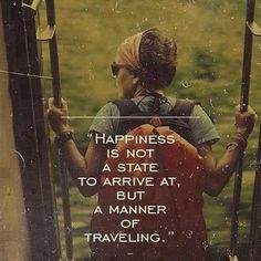 Travel and find your happiness! #travel #happiness