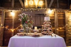 Kent wedding at Preston Court - © Fiona Kelly wedding photographer - quirky butterflies and bees theme - lots and lots of fairy lights with lit up love letters over the dessert table Home Decor Accessories, Decorative Accessories, Preston Court, Quirky Home Decor, Home Decor Bedroom, Dessert Table, Fairy Lights, Bold Colors, Most Beautiful Pictures
