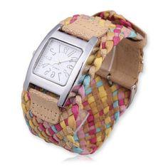 Vktech Fashion Candy Color Braided Plaited Rope Strap Wrap Quartz Lady Wrist Watch (Style A) Vktech,http://www.amazon.com/dp/B00BB633NI/ref=cm_sw_r_pi_dp_xyVztb0HW0RMK1NQ