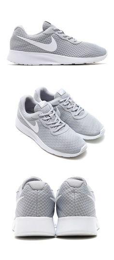 Nike Tanjun: Platinum Grey