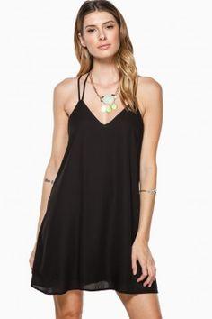 Sweet Talk Dress in Black