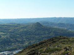 Vue de Decazeville depuis le Puy de Wolf   Date : 02 October 2011  Author : Pi R   Photo of the city of Firmi  PHOTO FIRMI : Photos pictures Firmi 12300