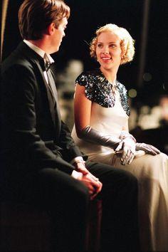 Scarlett as Meg Windermere