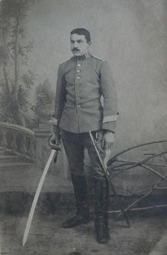 Cazadores de Tetuan nº 17 1922-31 Sargento