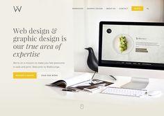 Webdesign Agency Weblounge | CSS Website