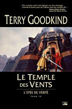 Couverture de L'Épée de Vérité, tome 4 : Le Temple des Vents