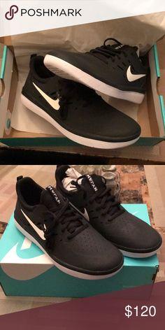 buy online 2f821 e9246 Nike SB Nyjah Free - Black White Nyjah Free Black White 9.5 Men s shoes