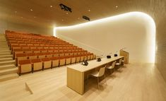 Galeria - Academia de Estudos Avançados / Chyutin Architects - 17
