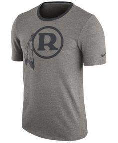 Nike Men's Washington Redskins Retro Modern Ringer T-Shirt - Gray XXL https://www.fanprint.com/licenses/washington-redskins?ref=5750