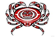 1000 images about native american art of pacific for Native american tattoo artist seattle