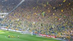 The yellow wall