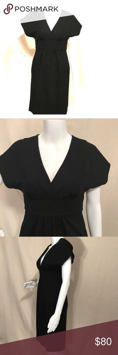 Trina Turk Black Kimono Top Dress Size 8 Black kimono top dress by Trina Turk. Size 8. No flaws, no stains, and no holes. This garment is in immaculate condition. Trina Turk Dresses