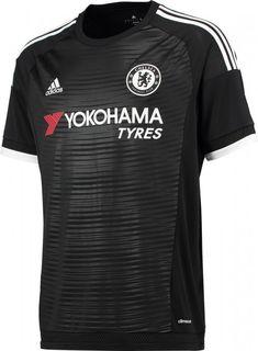 Chelsea 2015-16 adidas Third Kit