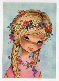 〆(⸅᷇˾ͨ⸅᷆ ˡ᷅ͮ˒)                                                      Flower girl
