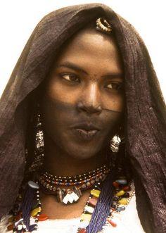 Femme Touaregue . Gao. Mali by courregesg, via Flickr