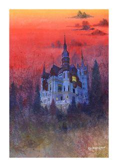 Lewis Barrett Lehrman - The Devil's Castle