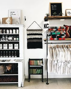 Shop vibes at Tyler Kingston Mercantile