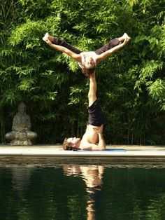 Partner Yoga   Couples Yoga
