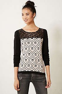 Anthropologie - Victoria Pullover