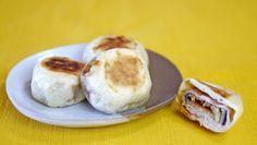Miso Eggplant Oyaki Dumplings