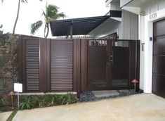 Gate Series — KunkelWorks Front Gate Design, Door Gate Design, Front Gates, Entry Gates, Gate Lights, Compound Wall, Bamboo Light, Boundary Walls, Main Gate