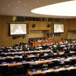 アラブ世界の女性のための初の基金を国連総会で設立