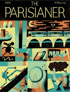 Sebastien Touache, the Parisianer