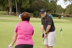 Morning Lessons #ToysforTots #GolfTournament #abigheartfoundation