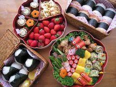 行楽弁当の画像   Happy Lunch Box by Mion