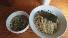 富士らーめん@浅草  つけ麺750円