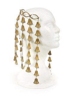 Les Dix Commandements - 1956 - Accessoires - Bijoux de Cheveux - Anne Baxter - Néfertiti