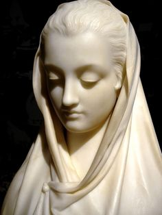giosue argenti modesty - Google Search Eyes Looking Down, Stone Carving, Sculptures, Statues, Saints, Icons, Google Search, Art, Stone Sculpture