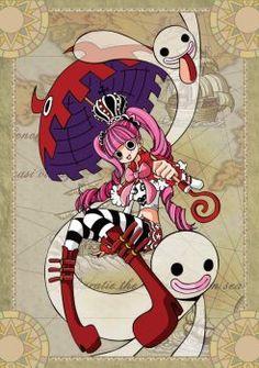 Perona - One Piece by xxJo-11xx