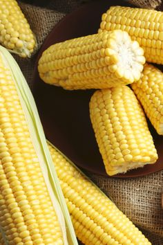 Grilled Corn on the Cob Recipe - Sweet corn grilled right in the husk that is super easy to shuck and cooked to perfection each and every time. Cooking Sweet Corn, The Husk, Cress, Corn On Cob, First Bite, Cooking On The Grill, Learn To Cook, Farm Life, Farmers Market