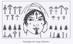 tatouages Berbères