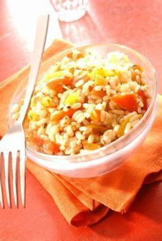 Receta de risotto con pimientos - Risotto - Recetas de Risotto