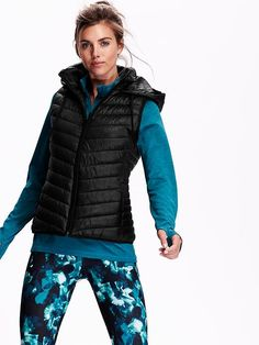Hooded Frost Free Vest