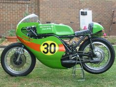 Ex Ginger Molloy H1R that ran second to Agostini in 1970 500cc title