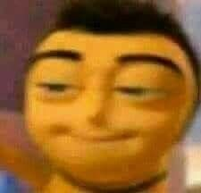 Get som bee movie memes up in here peeps Stupid Funny Memes, Funny Relatable Memes, Funny Stuff, Memes Humor, Reaction Pictures, Funny Pictures, Les Muppets, Memes Lindos, Response Memes