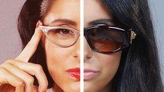 Women's Eyewear Over The Past Century